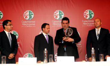 CM reconoce el desempeño de Bernardo de la Garza al frente de la CONADE