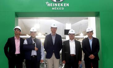 Invertimos cerca de 700 millones de pesos en nuestra planta de Guadalajara