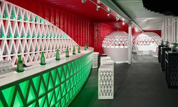 Presentamos en México el bar del futuro con Pop-Up City Lounge
