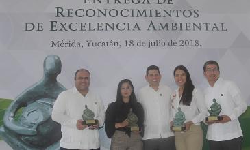 HEINEKEN MÉXICO RECIBE DE LA PROFEPA RECONOCIMIENTO DE EXCELENCIA AMBIENTAL