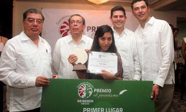 Premiamos el mejor periodismo en Mérida