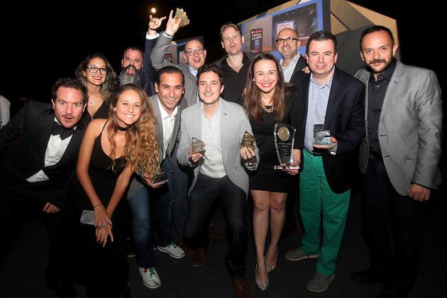 """Fuimos reconocidos como """"Anunciante del año"""" en los Effies Awards 2016"""
